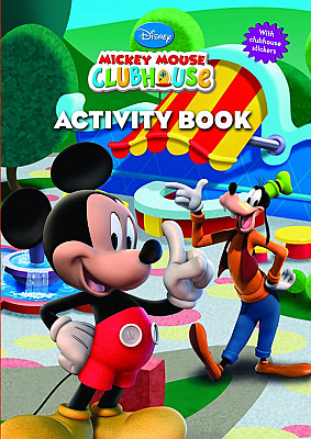 Coloring & Activity – Mickey